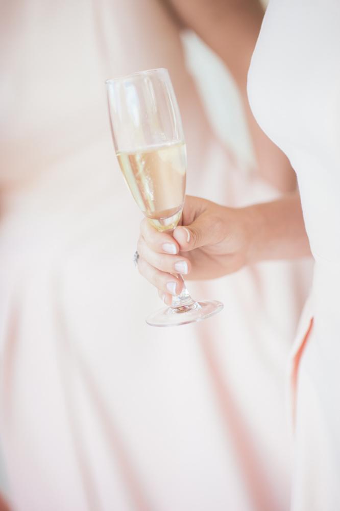 champagne wedding