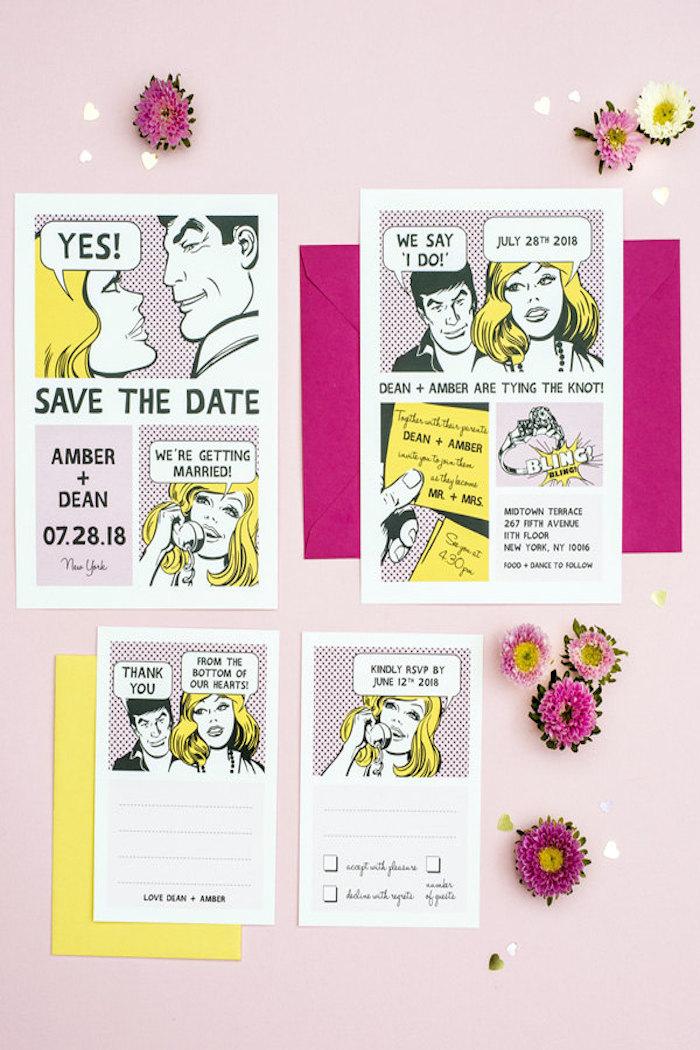 comic-invitation