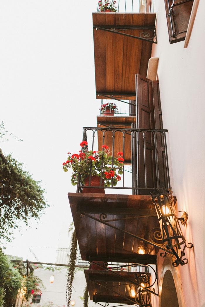 balcony in crete