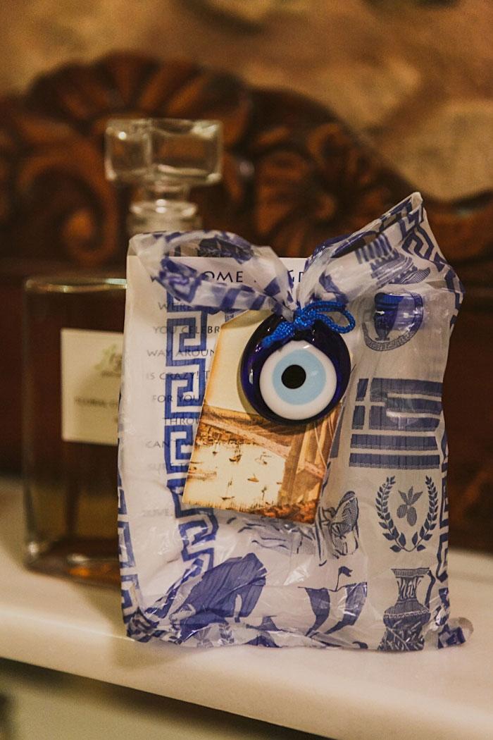 third eye wedding favor