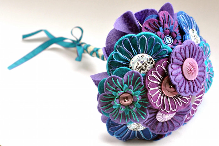 felt-bouquet