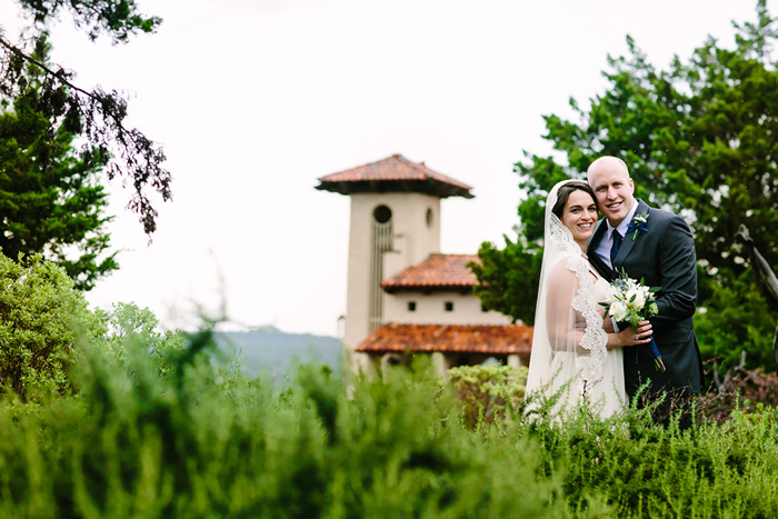 Dulcinea chapel wedding