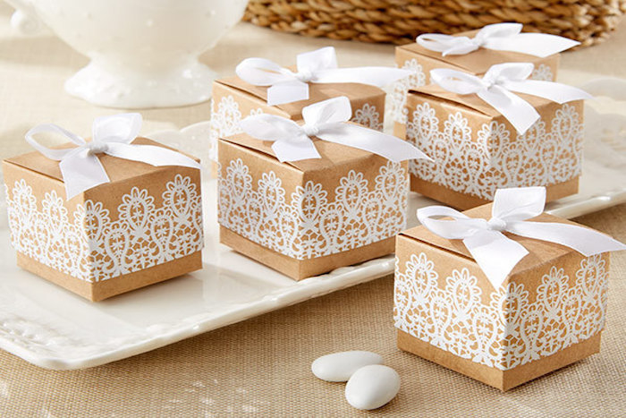 Wedding Gift Packages : Nice Package! 10 Clever Packages for Your DIY Favors