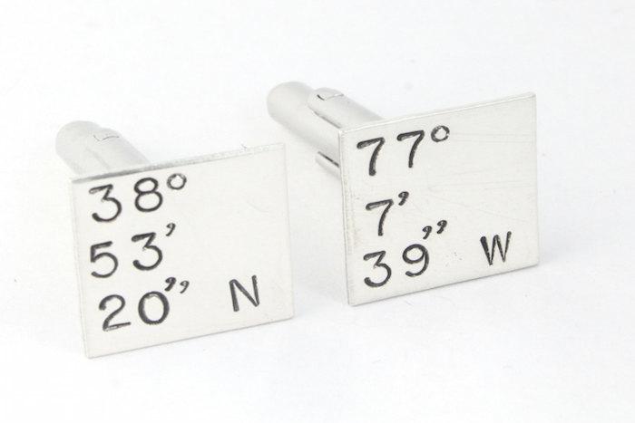 latitude-cufflinks