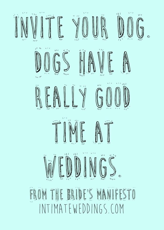 brides manifesto