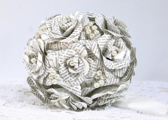 newsprint-bouquet