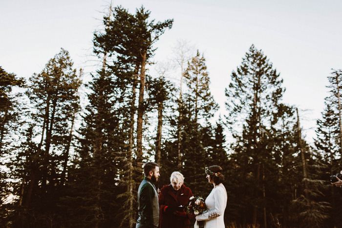 sandia mountain elopement
