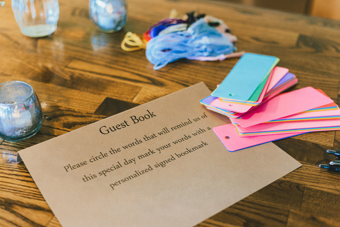 guest book bookmarks