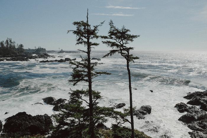 B.C. ocean