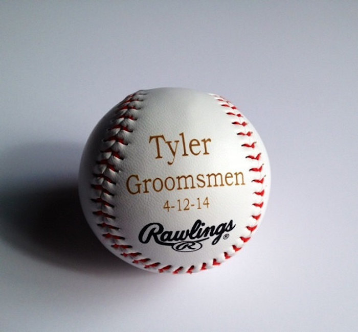 Baseball Wedding Gifts: 12 Groomsmen Gifts We Love