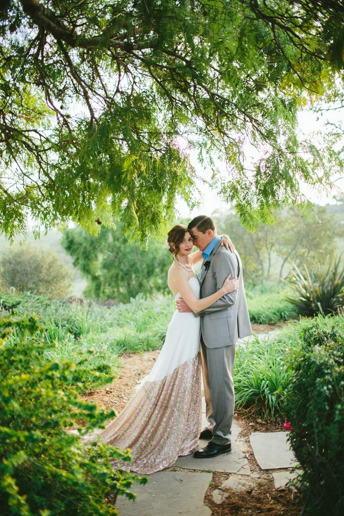 Casitas Estate wedding photo shoot
