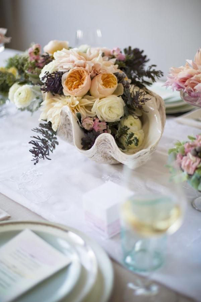 Drop dead gorgeous beach wedding ideas