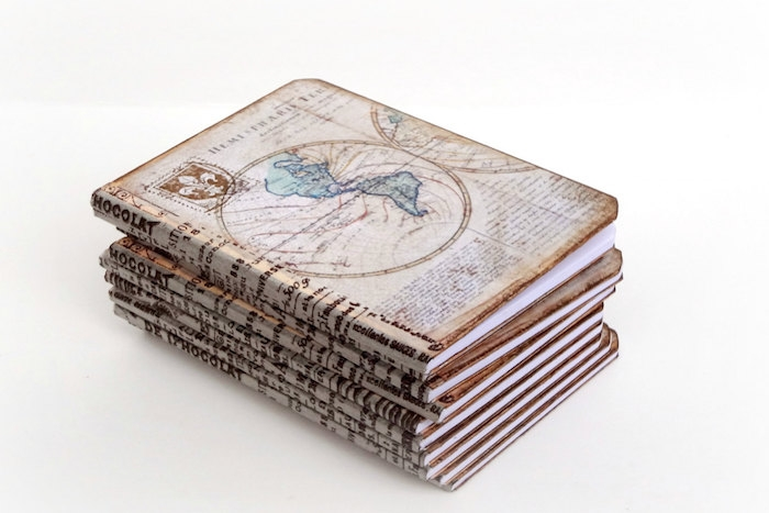 map-books