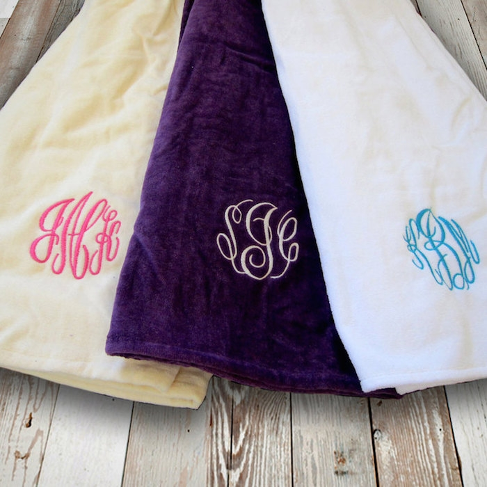 monogram-towels