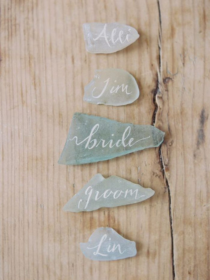 http://www.intimateweddings.com/wp-content/uploads/2015/07/sea-glass-place-card.jpg