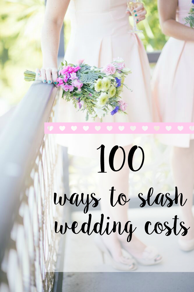 Wedding Costs There Are Ways To Have A Budget Without Looking Should Not Be Something You Worry About Years After Because