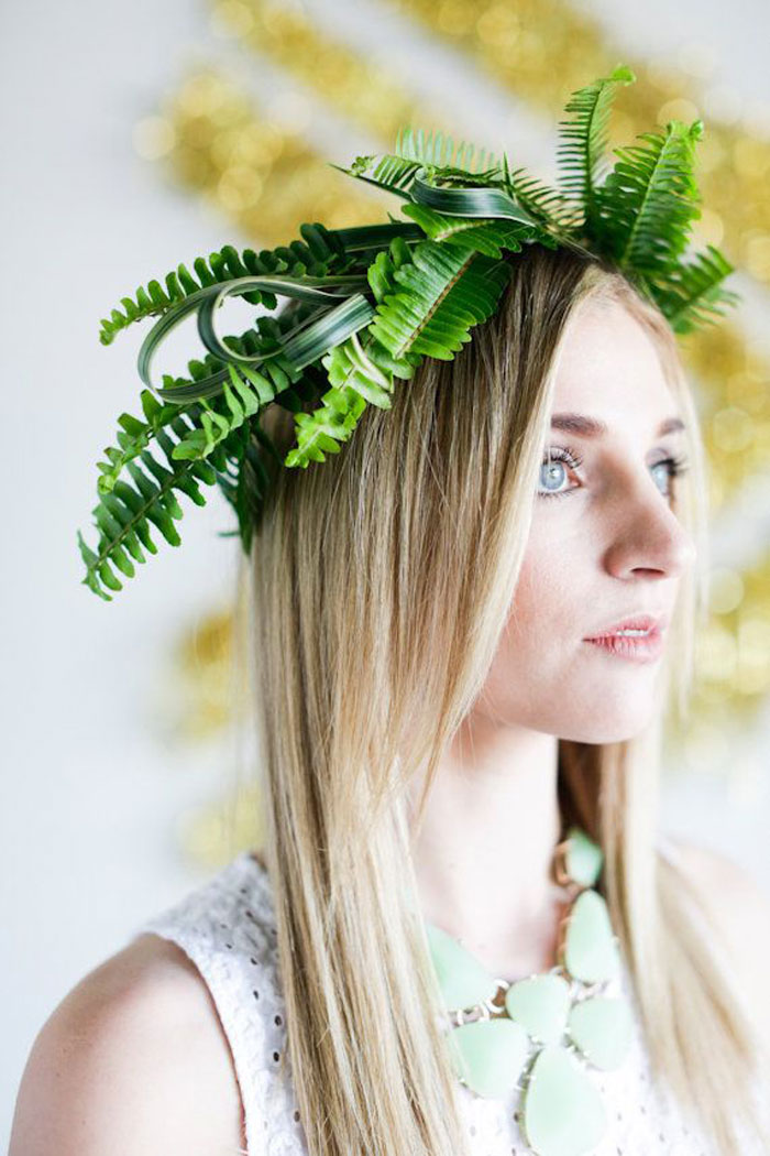 fern crown