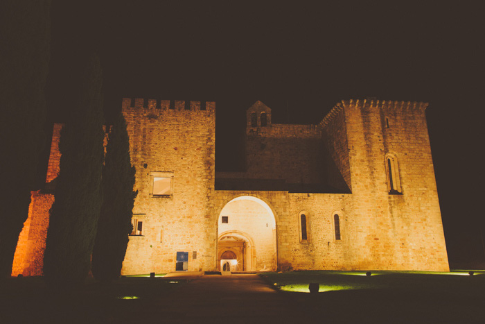 Portugal castle wedding reception venue