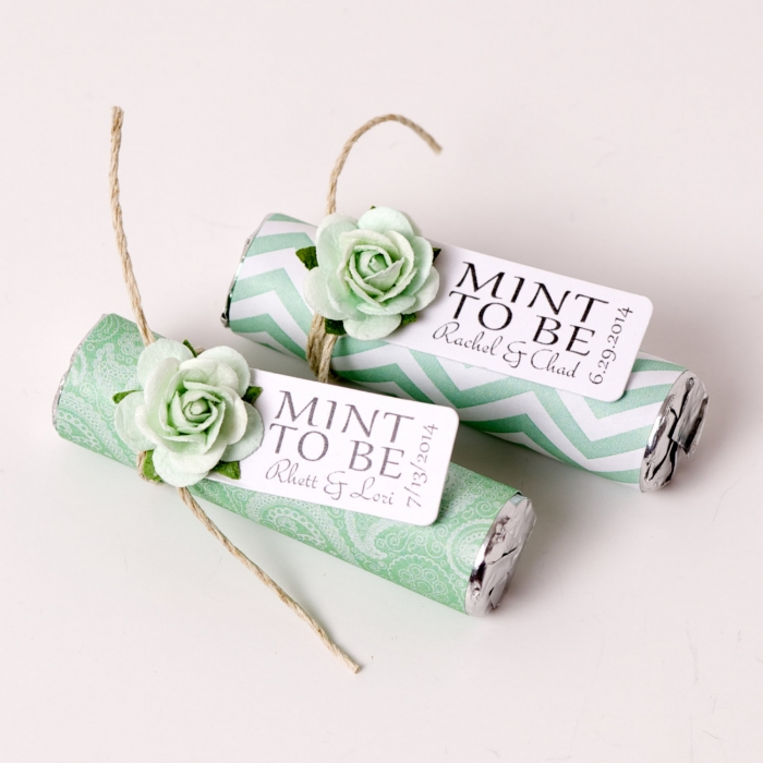 12 Spa Themed Wedding Favors