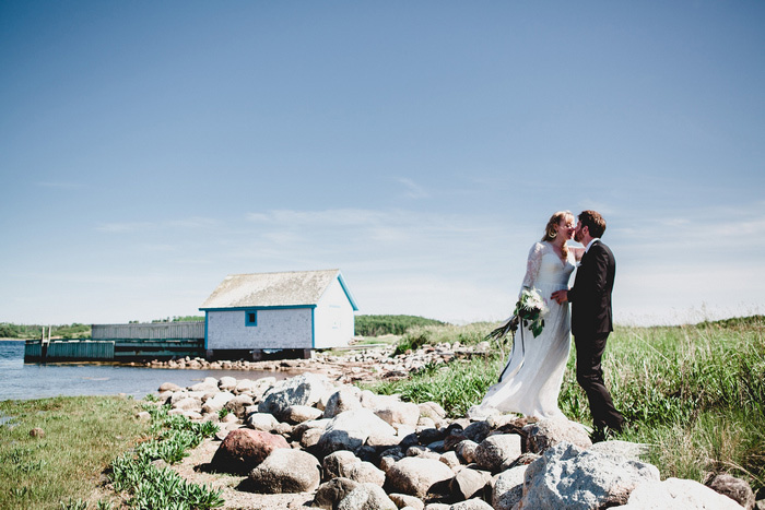 Nova Scotia Wedding
