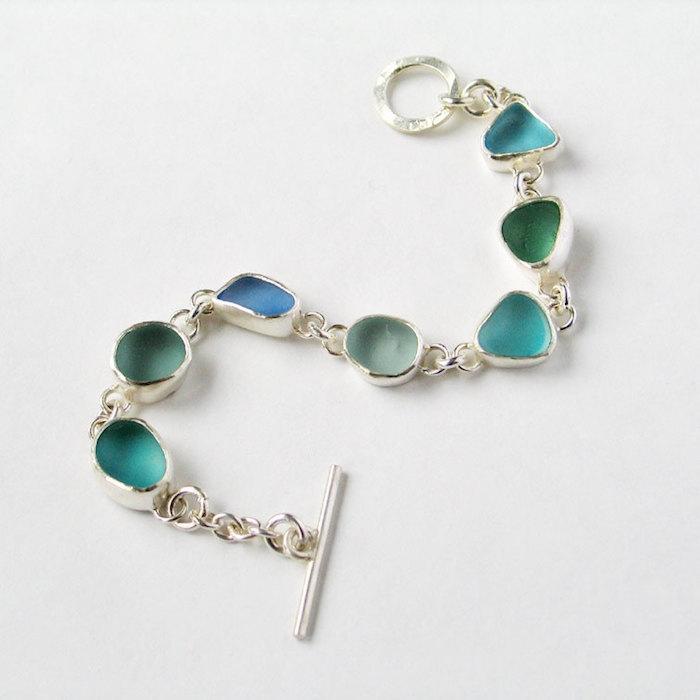 seaglass-bracelet