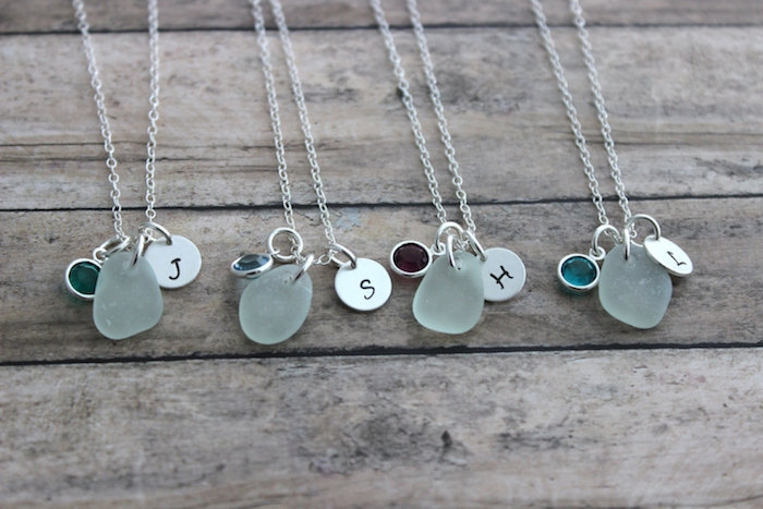 10 Stunning Sea Glass Jewelry Finds