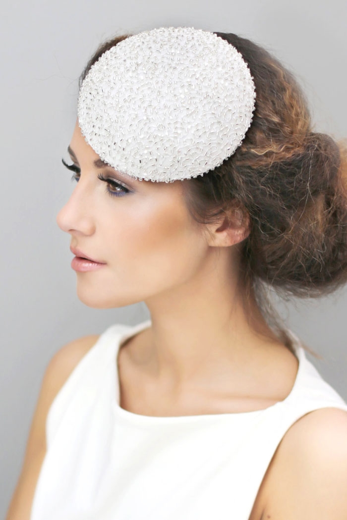 10 Bridal Hats And Fascinators