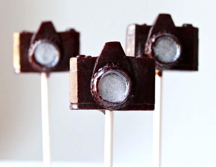 Camera-Lollipops