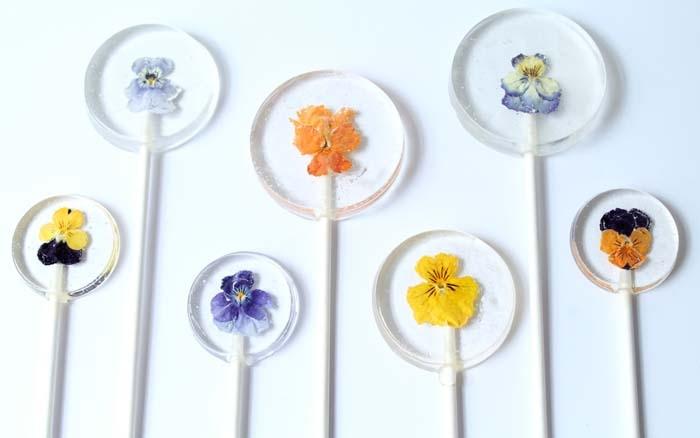 Flower-Lollipop