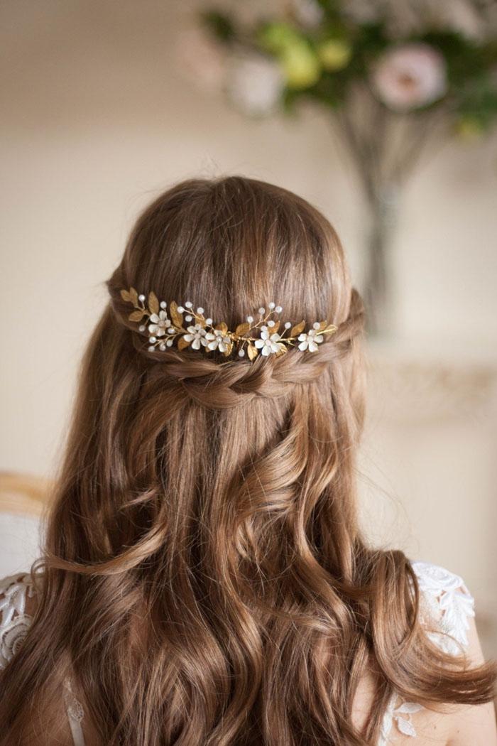 Flower-Vine-Gold