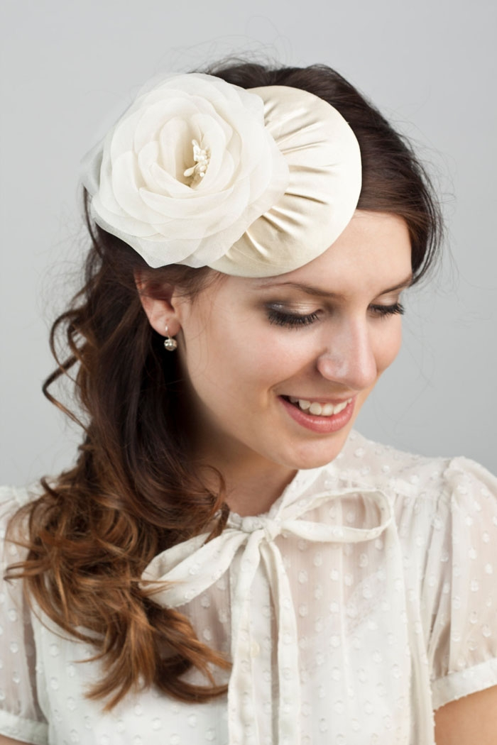 Flower-headpiece
