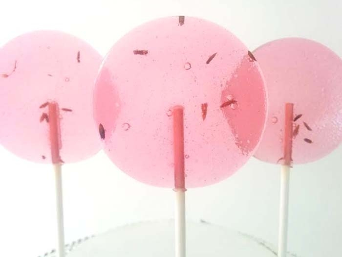 Lavender-Lollipops
