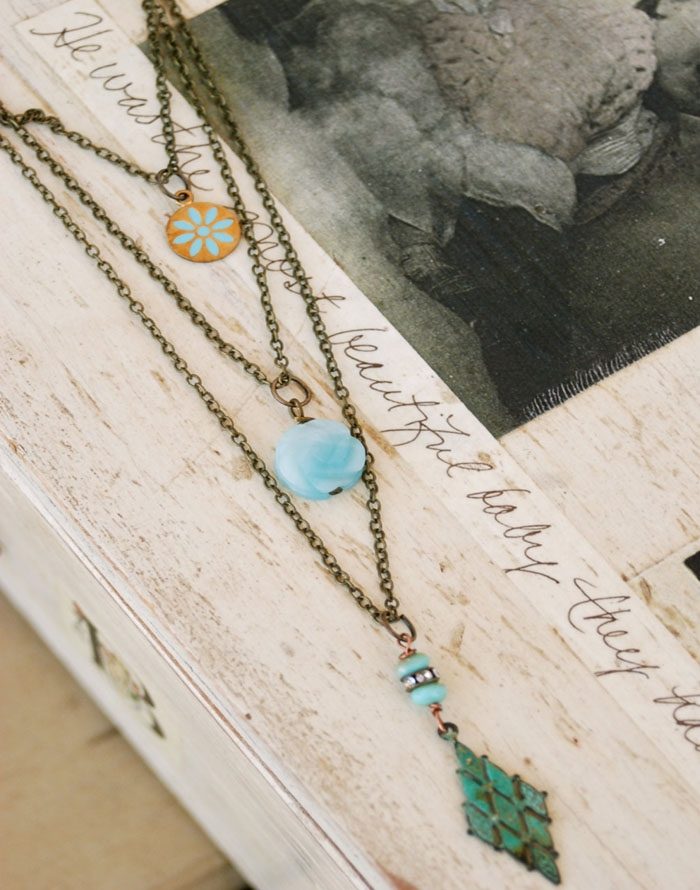 Layered-Charm-Necklace