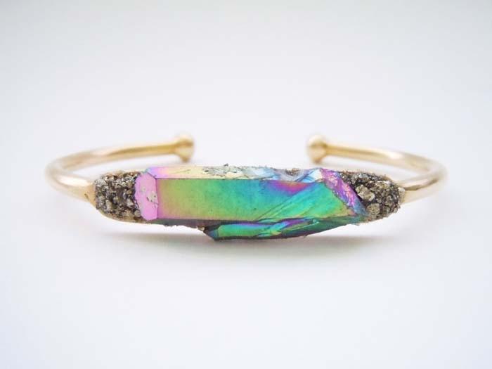 Rainbow-Crystal-Bracelet