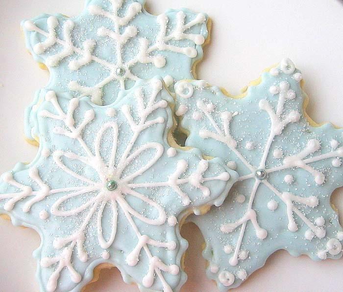 Bánh bông tuyết