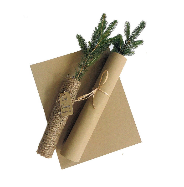 http://www.intimateweddings.com/wp-content/uploads/2015/10/Spruce-Tree-Favors-700x711.jpg