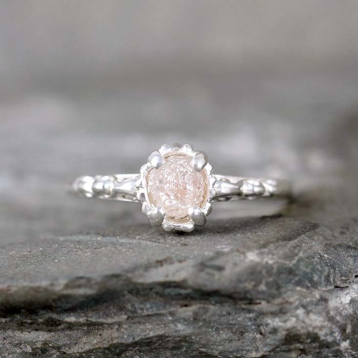 10 Uncut Diamond Engagement Rings We Love. Wire Wrapped Rings. Front Jewelers Wedding Rings. Proposal Ring Engagement Rings. Love Story Rings. Name Engraved Wedding Rings. Fukang Wedding Rings. Flowery Engagement Rings. Engagement Tacori Rings Engagement Rings