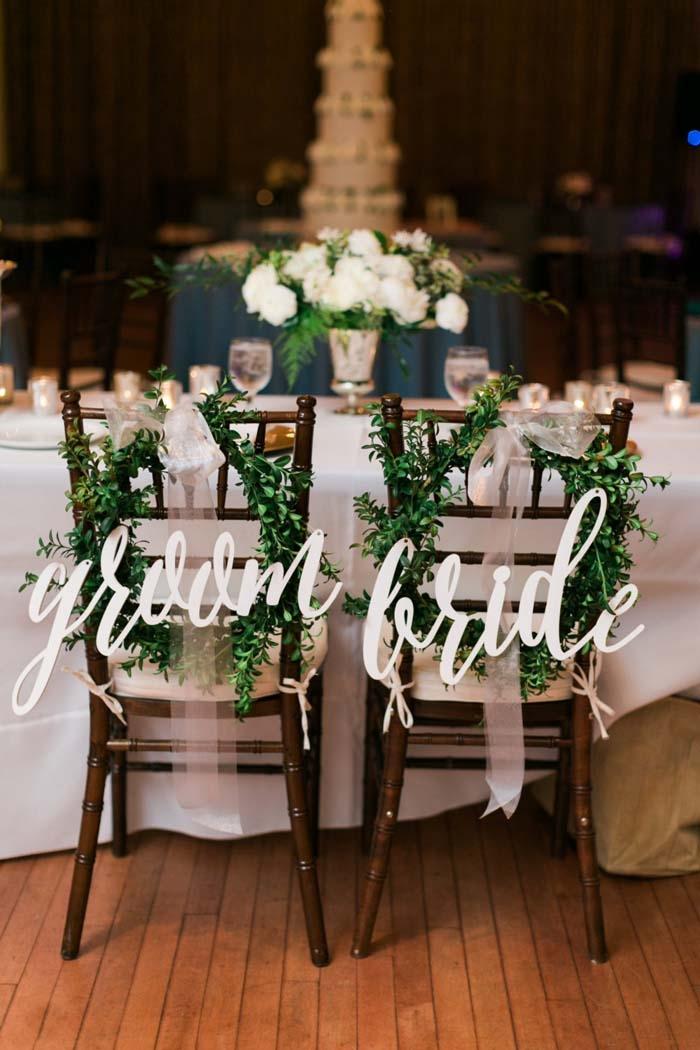 Bride-Groom-Chair
