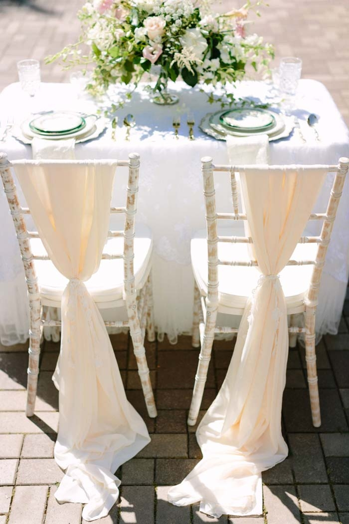 wedding reception chair decorations 10 ways to add wow to your wedding chairs 9867