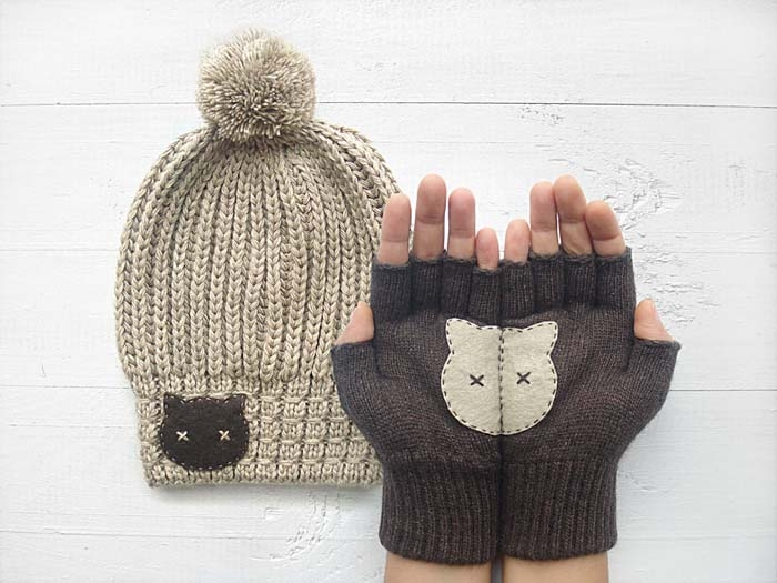 Christmas-Cat-Hat-set