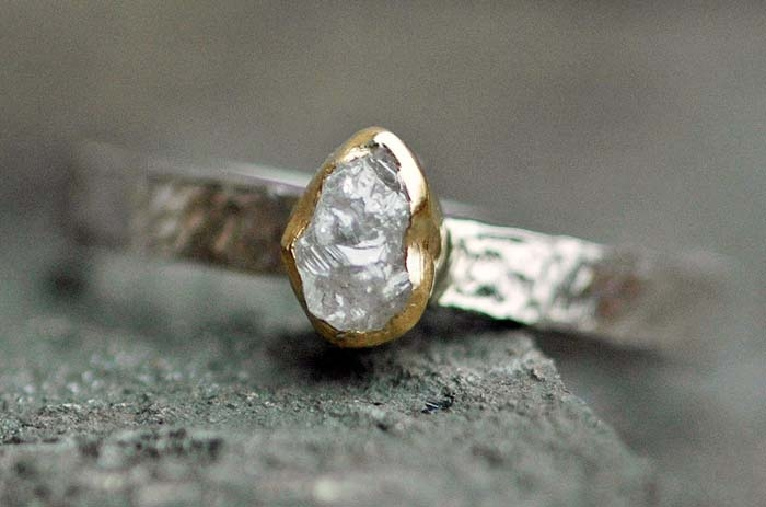 http://www.intimateweddings.com/wp-content/uploads/2015/11/Rough-Diamond-Ring-700x463.jpg