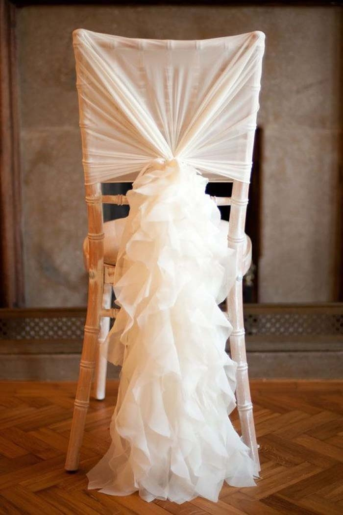 Ruffle-Chair-Cover