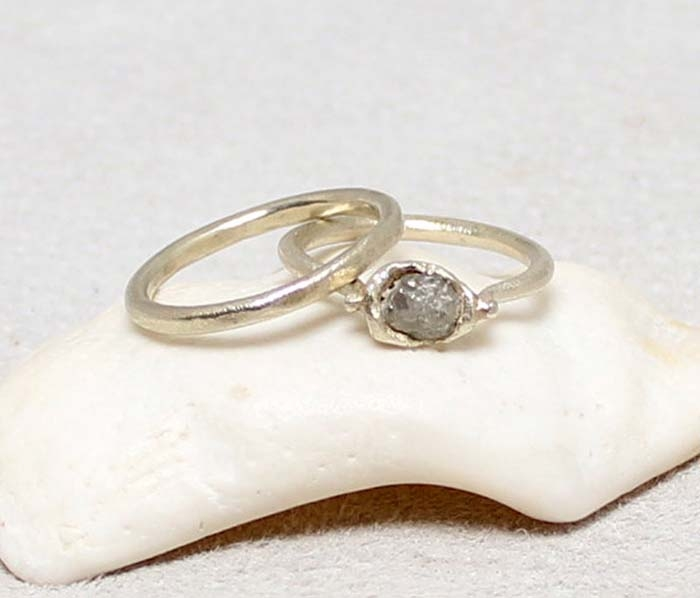 Rustic-Rough-Diamond-Ring