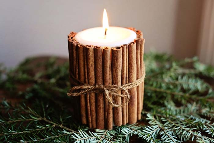 Cinnamon-Stick-Candle