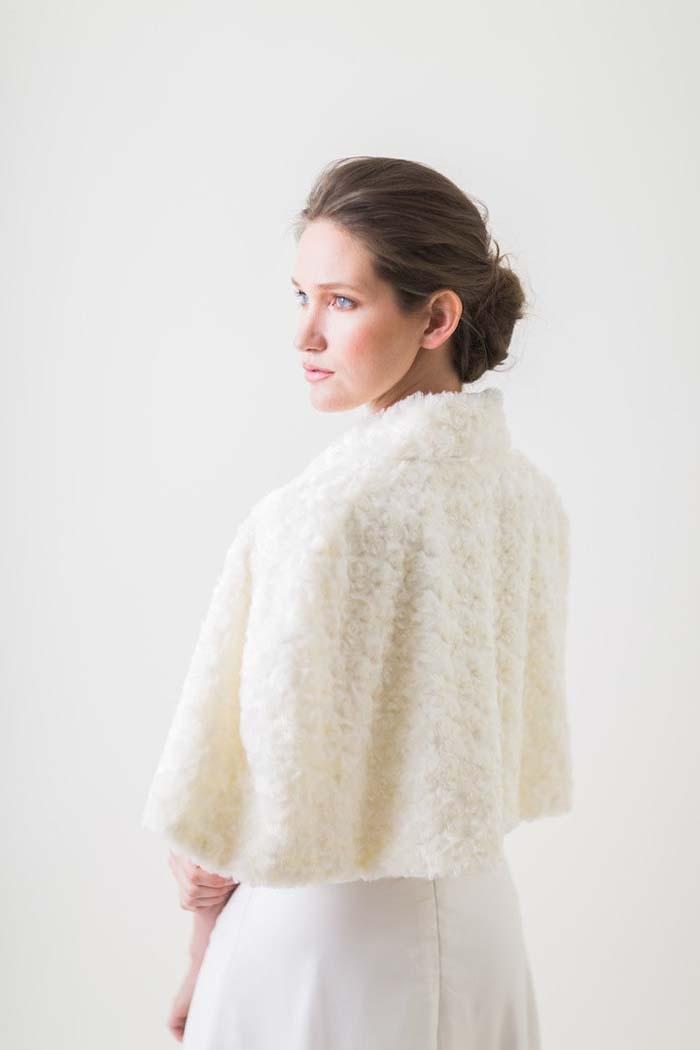 Light Faux Fur