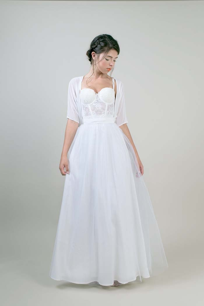 Wedding Dress Cover Up.12 Lovely Winter Cover Ups