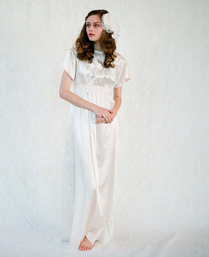 Silk-Gown