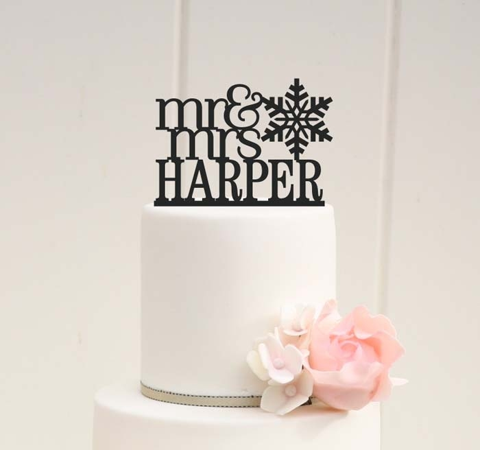 Winter-Wedding-Cake-Topper