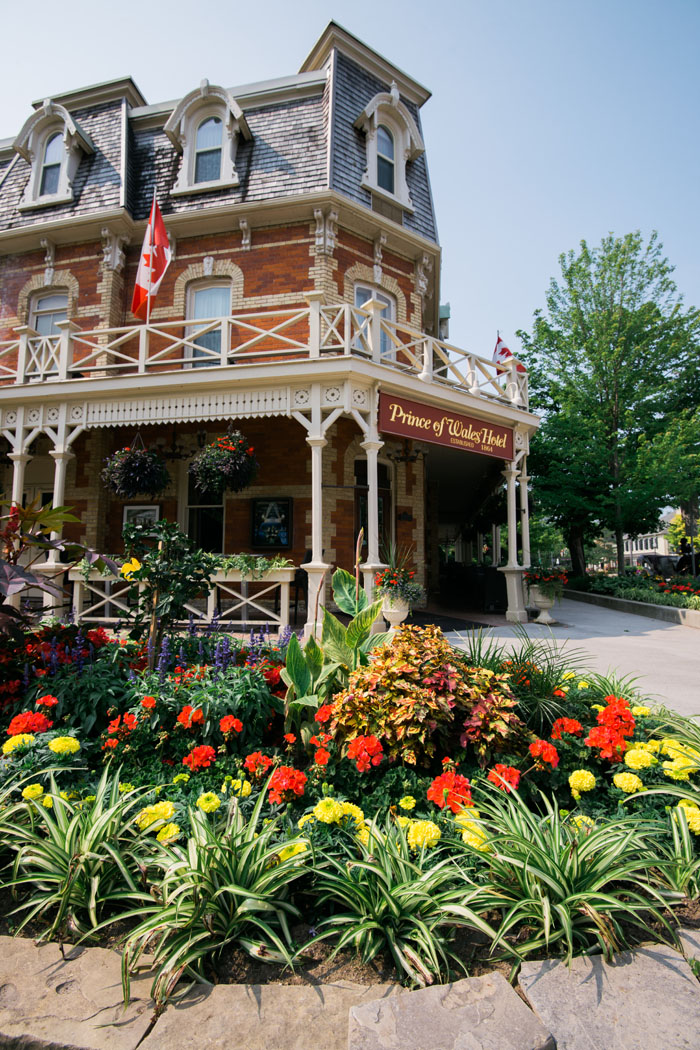 Prince of wales hotel intimate weddings small wedding for Cheap wedding venues ontario