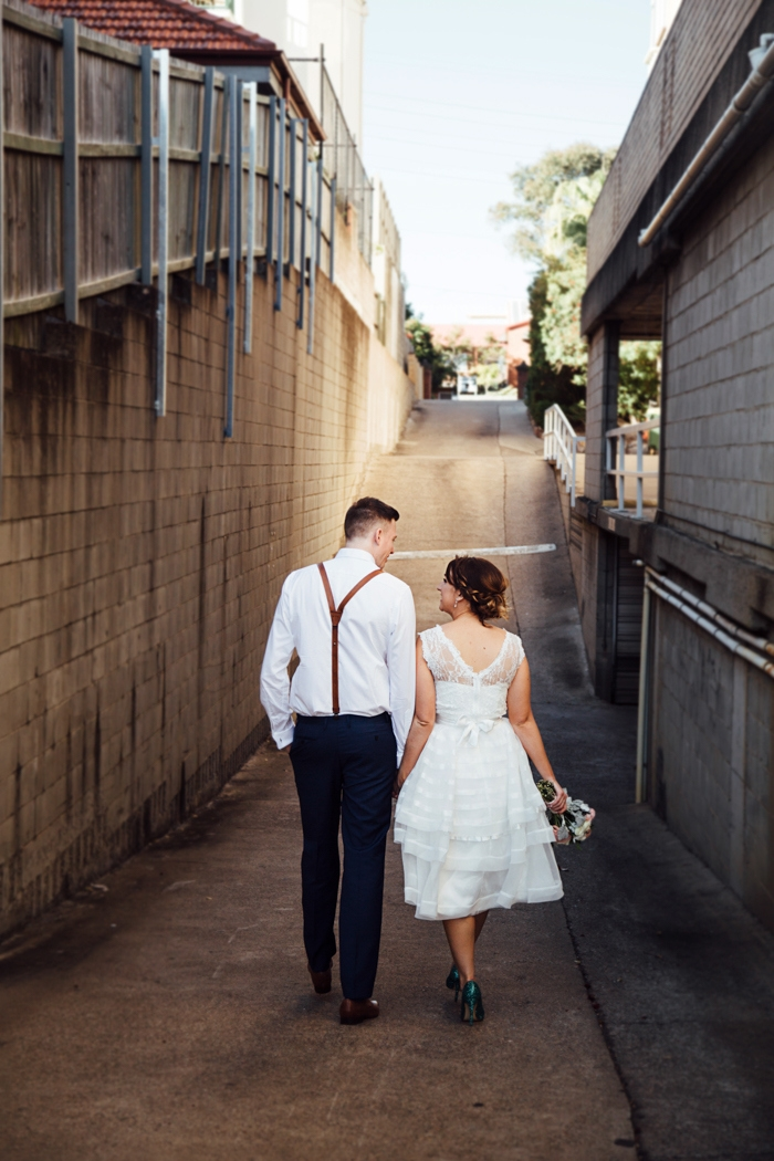 australia intimate wedding